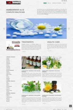 HomeopathyA2Z.com